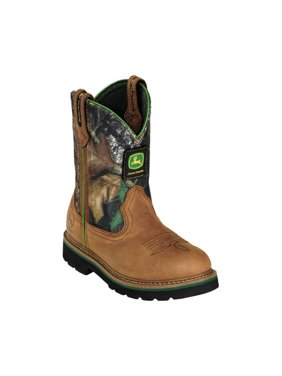 d0dd8659209f9 Product Image Children's John Deere Boots Camo Wellington 2188