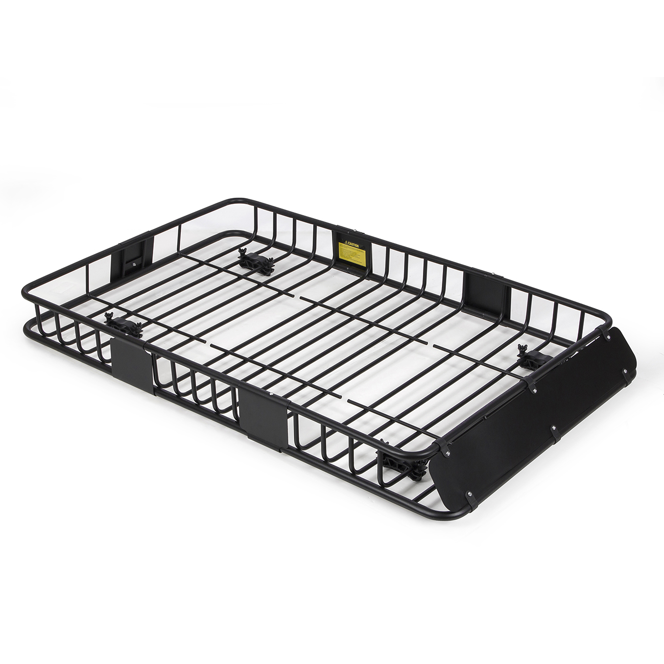 "Arksen 64"" Universal Black Roof Rack Cargo with Extension..."