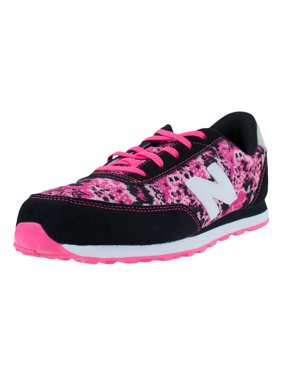 Product Image NEW BALANCE GIRLS CAMO 501 LIFESTYLE SNEAKERS PINK BLACK  WHITE KL501G2Y b4be9afd7