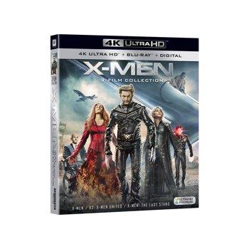 X-men Trilogy 4K Ultra HD Blu-ray