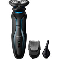 Philips Norelco Click & Style with beard styler and nose trimmer, S740/80