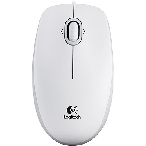 Logitech Mouse, White
