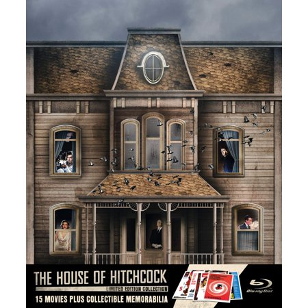 Halloween The Complete Collection Limited Deluxe Edition (The House of Hitchcock Collection Limited Edition)