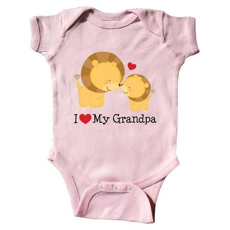 I Love My Grandpa Infant Creeper