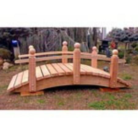 Whitehead Redwood Garden Bridge