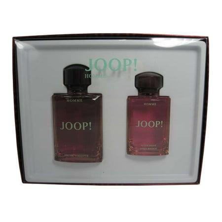Joop Homme 2 Pc. Gift Set ( Eau De Toilette Spray 4.2 Oz + Aftershave 2.5 Oz)