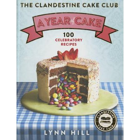 The Clandestine Cake Club: A Year of Cake - The Best Halloween Party In London