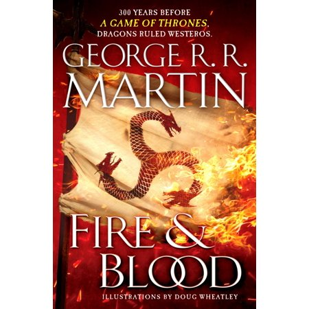 Fire and Blood: 300 Years Before A Game of Thrones - Game Of Thrones Party Supplies
