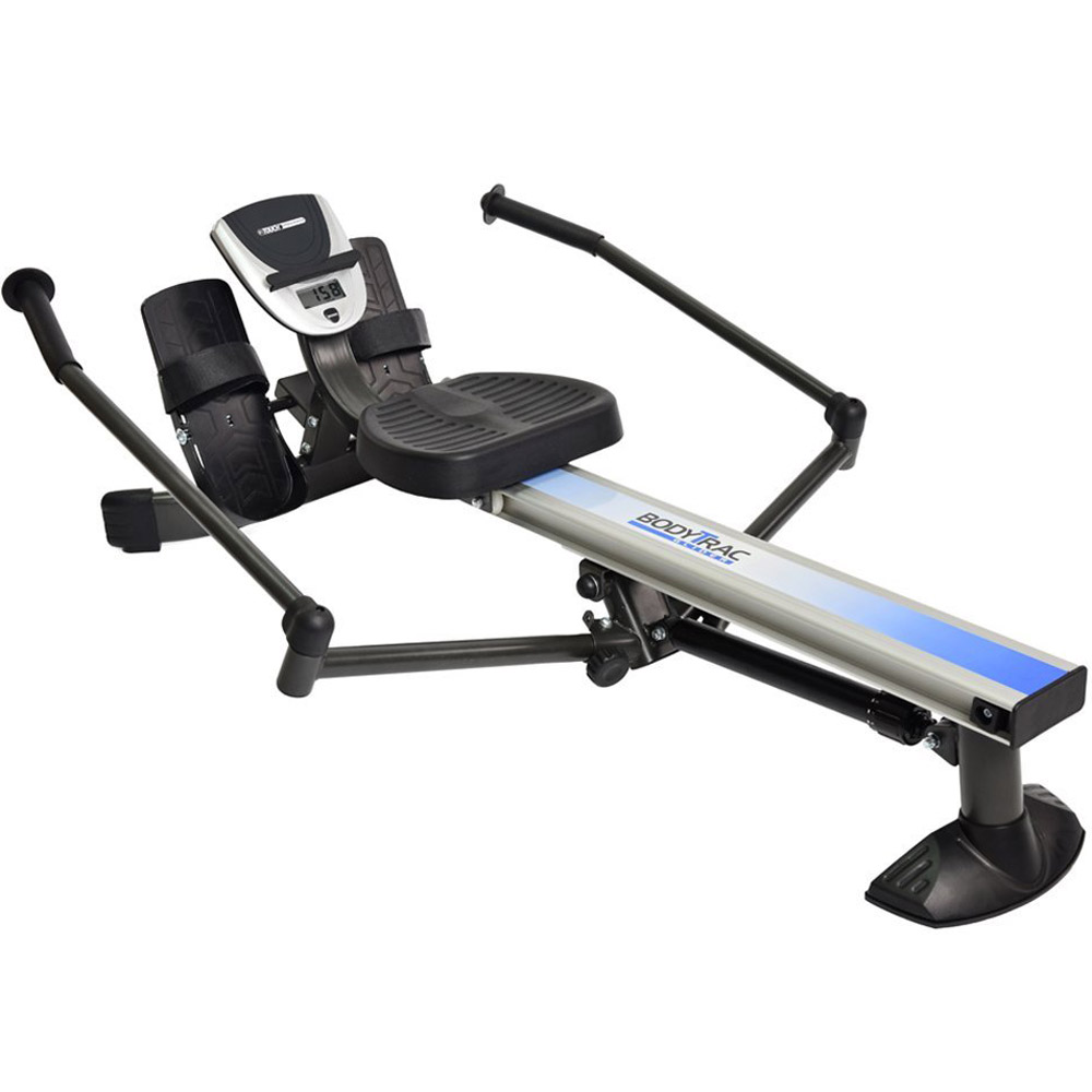 Stamina BodyTrac Glider 1060 Cardio Exercise Fitness Rower Rowing Machine