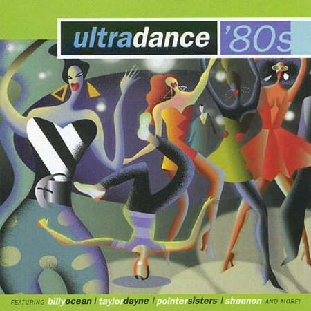 Ultra Dance 80's - 13 Halloween Songs From The 80's