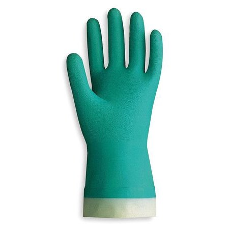 SHOWA BEST 730-11 Chemical Resistant Glove,15 mil,Sz (Best Research Chemical Suppliers)