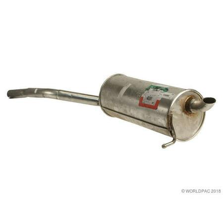 Ansa W0133-1916553 Exhaust Muffler for Volkswagen