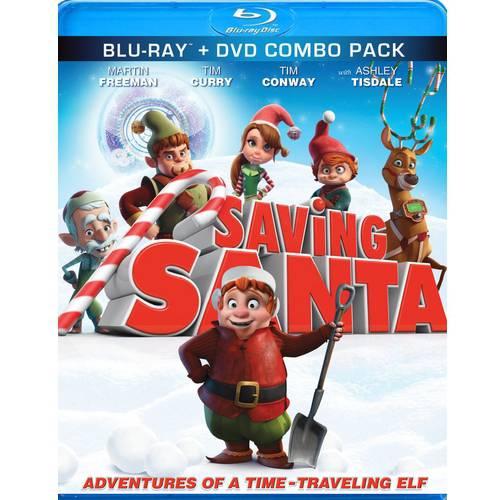 Saving Santa (Blu-ray + DVD) ANBBR62370