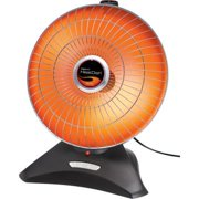 Presto® HeatDish® Plus Parabolic Heater 120v AC, 1000 Watts