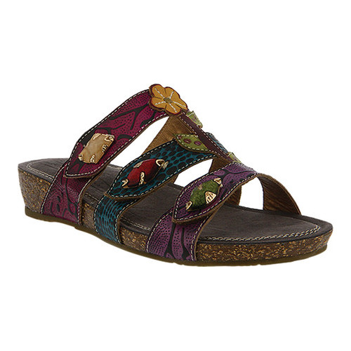 Women's L'Artiste by Spring Step Aghna Slide by
