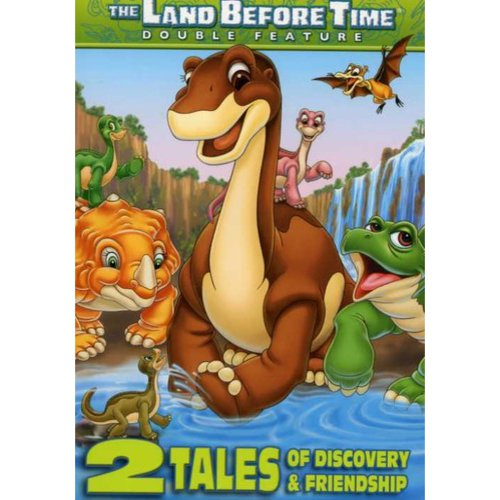 Land Before Time-2 Tales of Discovery & Friendship [DVD]