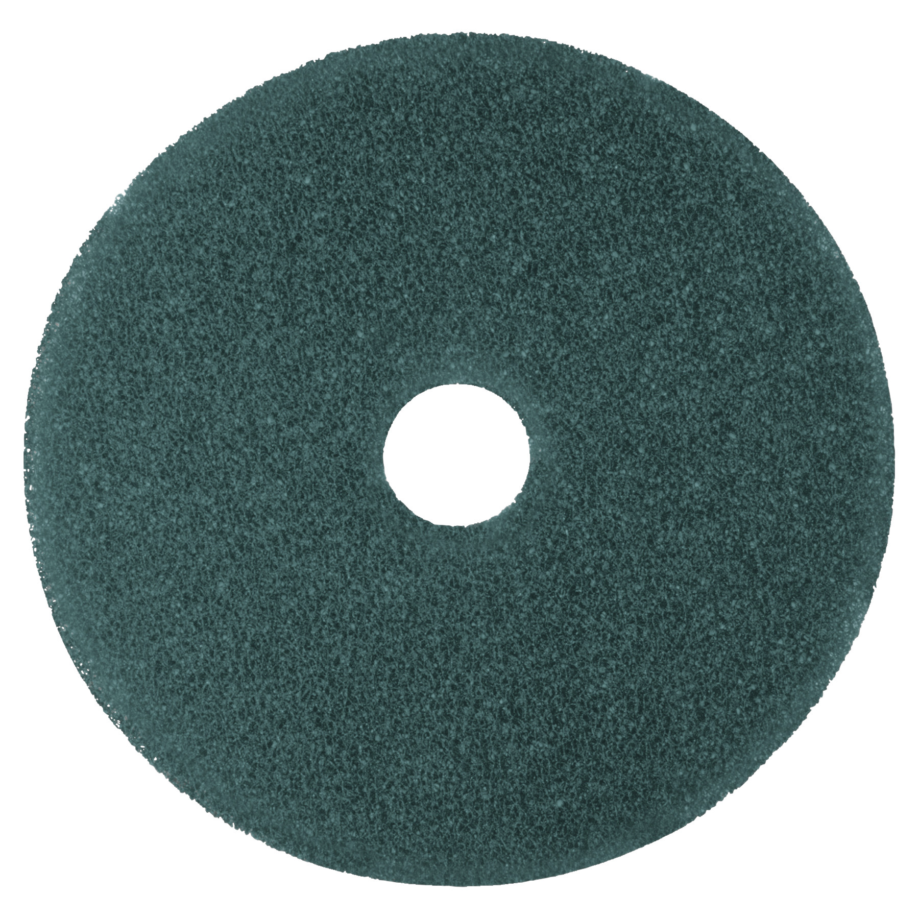 3M 14-Inch Low-Speed High Productivity Floor Pads 5300, Blue, 5 count