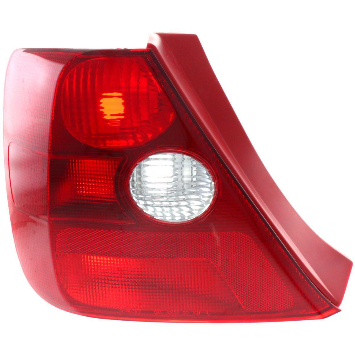 <b> New LH Side Tail Lamp Lens And Housing Fits 2002-2003 Honda Civic HO2818120 33551S5TA01 <b>