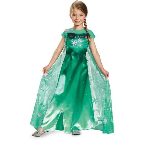 disney frozen fever elsa child halloween costume - Halloween Costumes Of Elsa