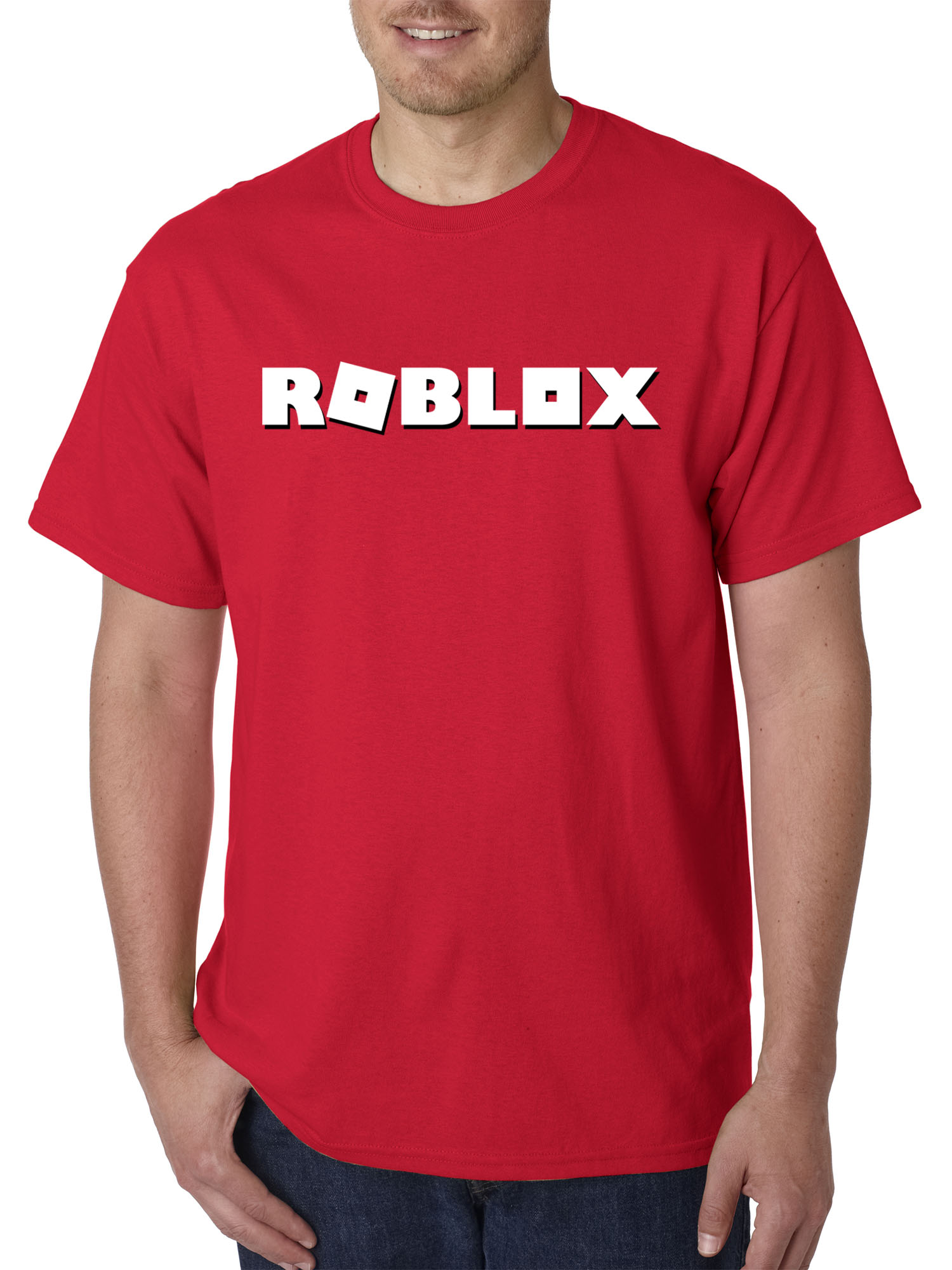 New Way New Way 923 Unisex T Shirt Roblox Logo Game Accent