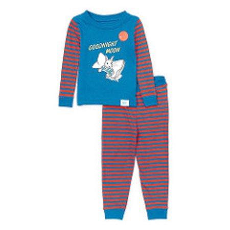 Bunny Pajamas For Kids (Goodnight Moon 'Red Balloon Bunny' Cotton Pajama)