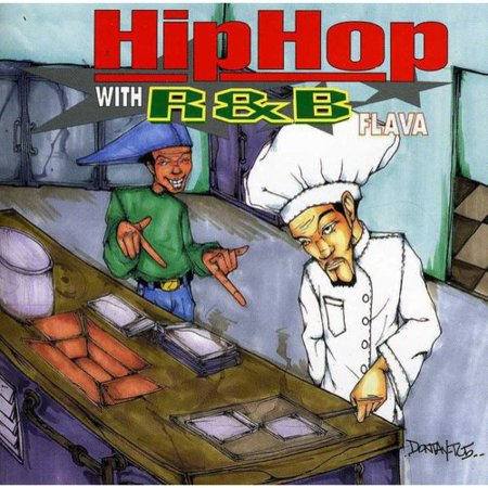 Hip Hop With R&B Flava (Top 5 Hip Hop Artists Of All Time)