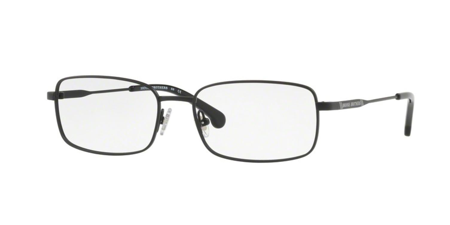 a0566bf268e Eyeglasses Brooks Brothers BB 1037 T 1502T MATTE BLACK - Walmart.com