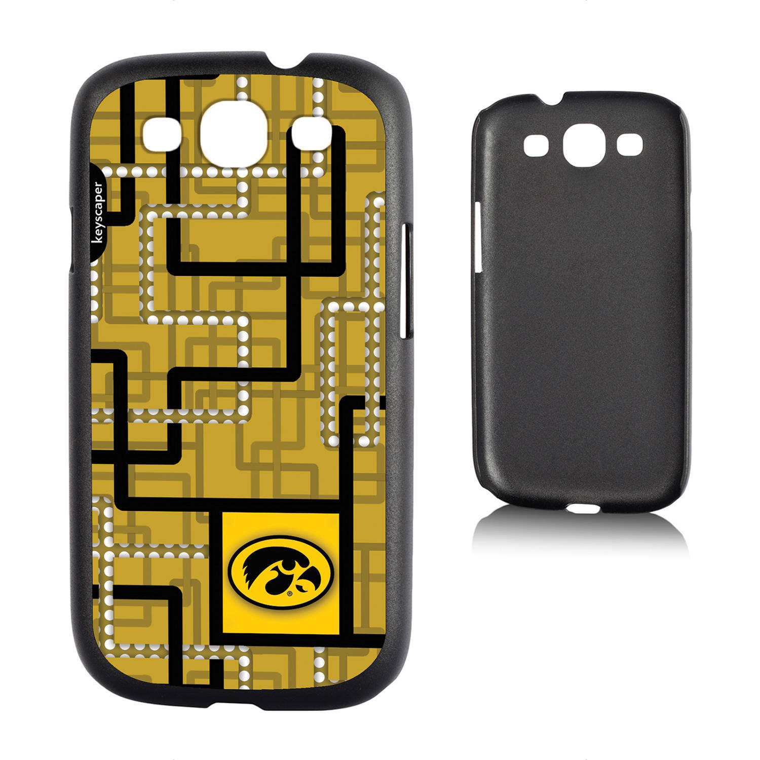 Iowa Hawkeyes Galaxy S3 Slim Case