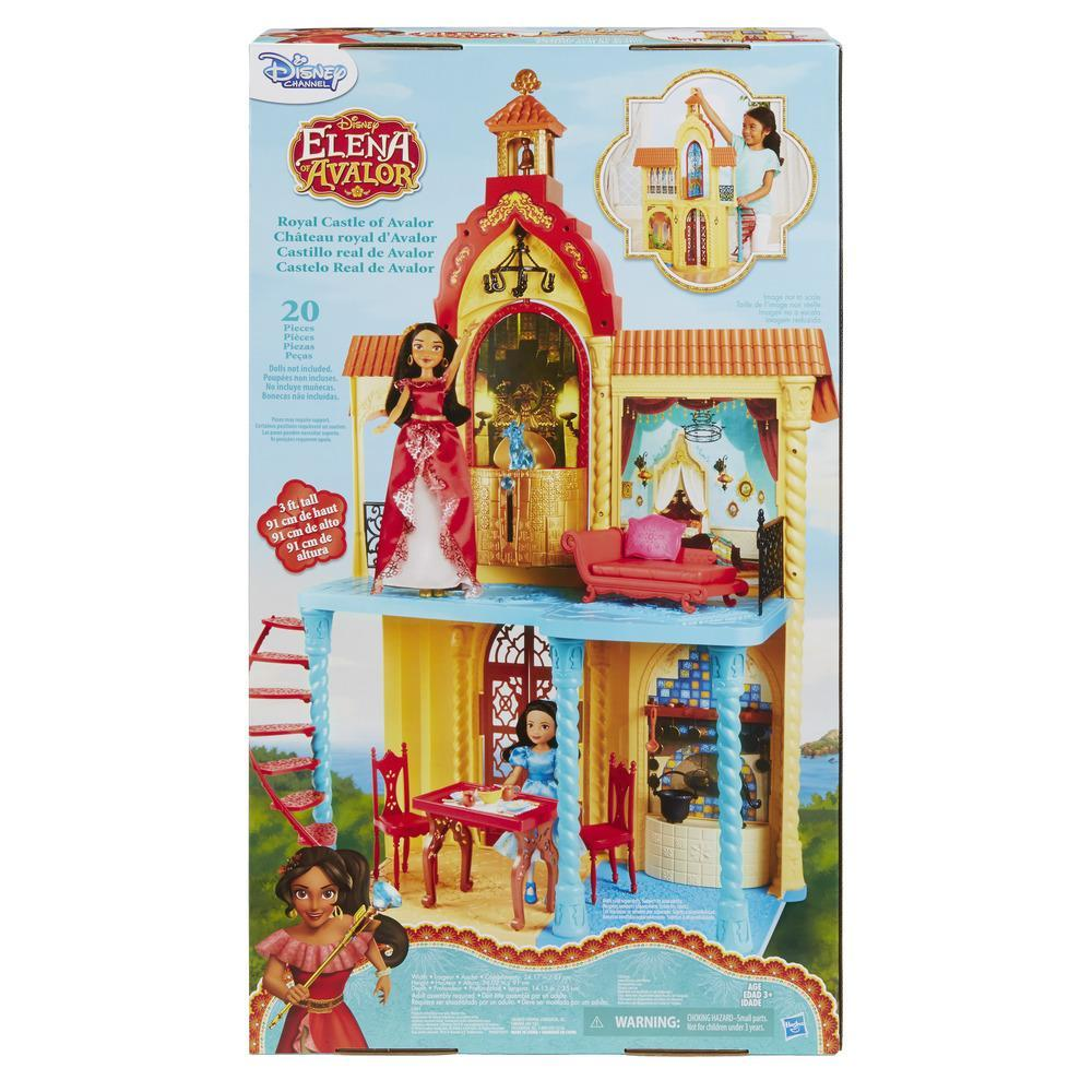 Disney Elena Avalor Royal Castle of Avalor  3 New