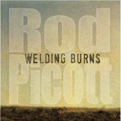 Rod Picott - Welding Burns [CD]