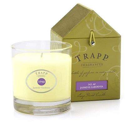 Trapp Candle Flowers - Trapp Candles No 60-Jasmine Gardenia- 7 Oz Poured Candle