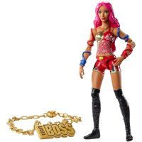 WWE Superstars Sasha Banks Pack: 6-inch Action Figure & Fan Accessory