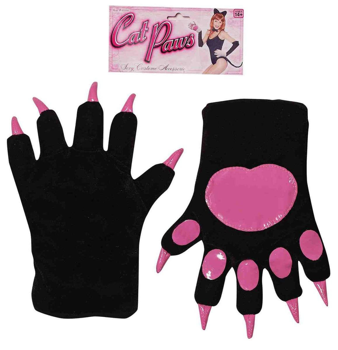 New Cat Gloves With Claws