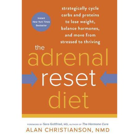 The Adrenal Reset Diet  Strategically Cycle Carbs And Proteins To Lose Weight  Balance Hormones  And Move From Stressed To Thriving