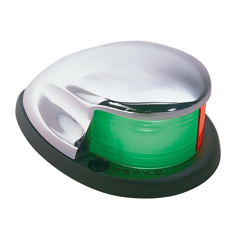 Perko Bow Light Bi-Color Chrome 227DP CHR
