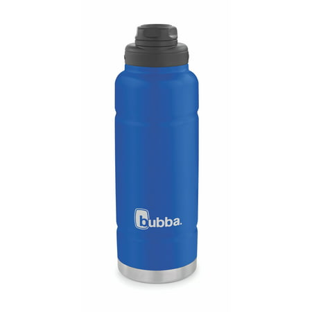 Bubba Trailblazer 40 Ounce Vacuum Insulated Stainless Steel Very Berry Blue Water Bottle