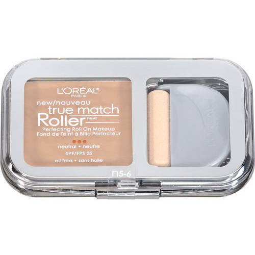 Loreal Loreal True Match Roller Roll On Makeup, 0.3 oz