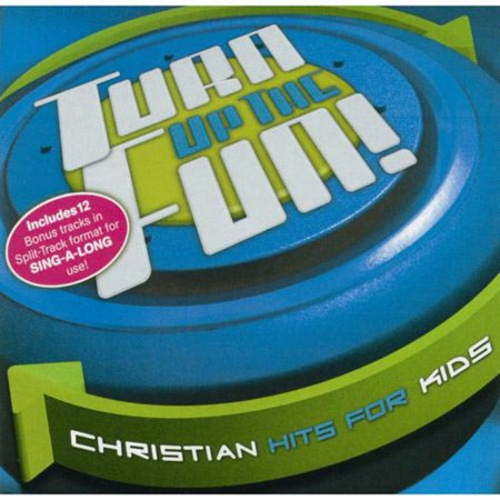 Turn Up The Fun!: Christian Hits For Kids (2CD)