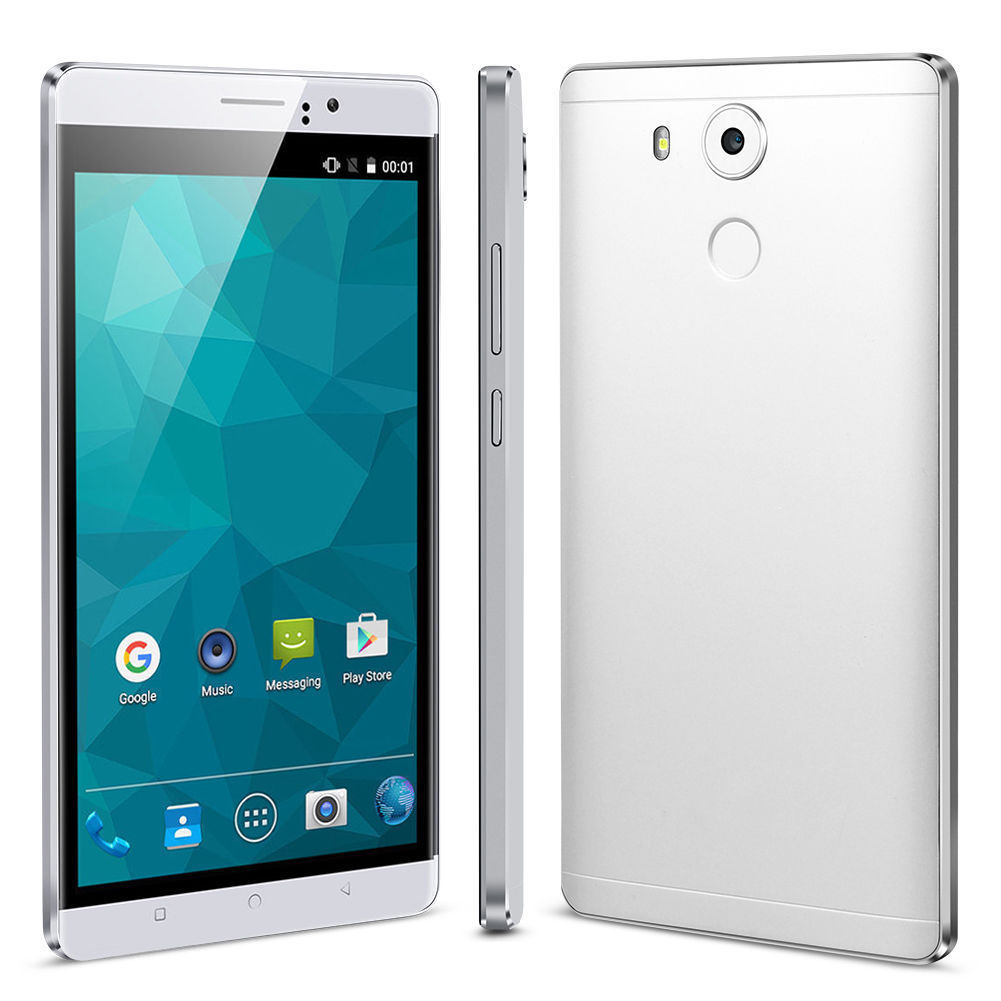"""A8 6.0"""" Android 5.1 MTK6580 CPU Mobile Phone 512MB Ram 4G Rom with Dual"""