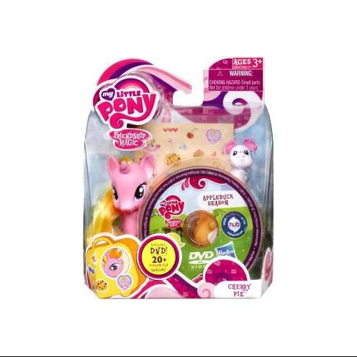 My Little Pony Friendship is Magic DVD Packs Cherry Pie Figure