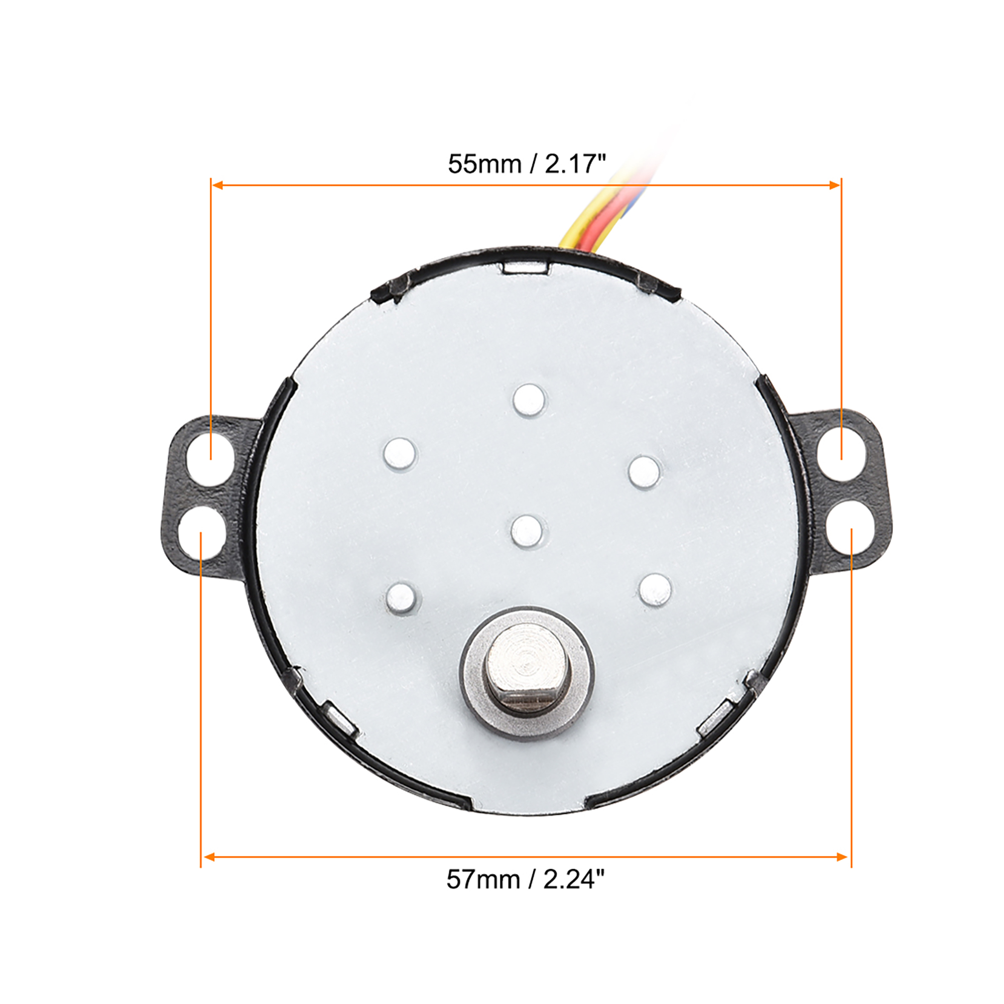 Details about  /AC110V Synchronous Motor Plastic Gear 30RPM 7mm Dia Eccentric Shaft with Hole
