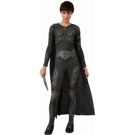 Superman Man Of Steel Faora Costume Adult