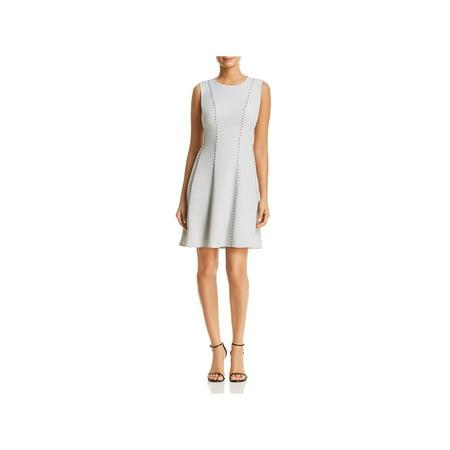Winter Dresses On Sale (Donna Karan Womens Winter Garden Studded A-Line Party)