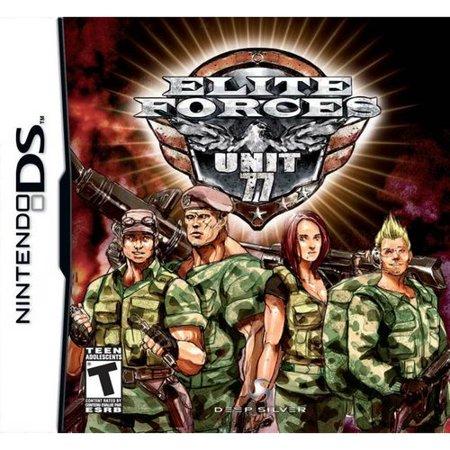 Elite Forces: Unit 77 - Nintendo DS