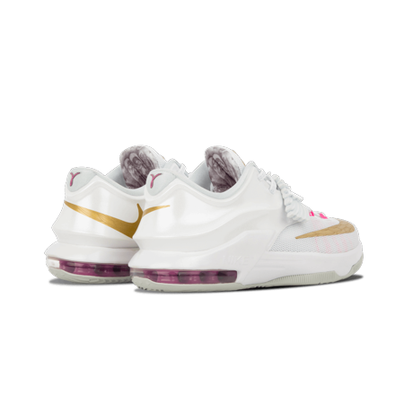 buy popular 0a64c 971de Nike - Unisex - Kd 7 Prm (Gs) 'Aunt Pearl' - 745407-176 - Size 4