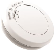 First Alert Low Profile Photoelectric Smoke/Co Combo Alarm, Tamper Proof, 10-Year Sealed Lithium Battery