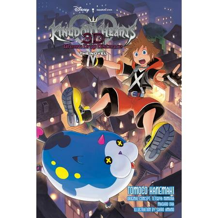 Kingdom Hearts 3D: Dream Drop Distance The Novel (light (Kingdom Hearts 3d Dream Drop Distance Opening)