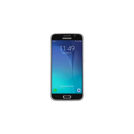 Samsung Galaxy S6 (Certified Pre-owned; not unlocked) - Black - w/ 100% Free