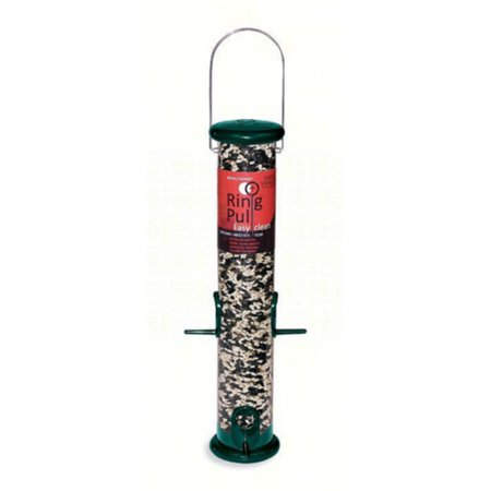 Droll Yankees Ring Pull 15 in. Bird Feeder Droll Yankees Ring Pull