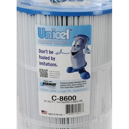 NEW Unicel C-8600 Filter Cartridge Hayward Star Clear II C1500 CX800RE PA80 - image 3 of 5